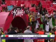 Portugalia 3:0 Algieria