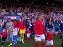 Anglia 2:0 Kostaryka