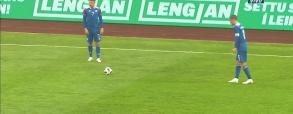 Islandia 2:2 Ghana