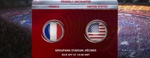 Francja 1:1 USA