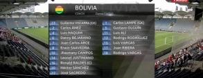Serbia - Boliwia