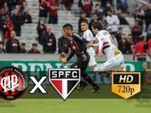 Atletico Paranaense 0:1 Sao Paulo