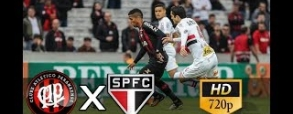 Atletico Paranaense - Sao Paulo