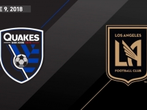 San Jose Earthquakes 3:4 Los Angeles FC