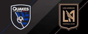 San Jose Earthquakes - Los Angeles FC
