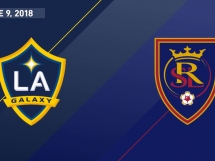 Los Angeles Galaxy 3:0 Real Salt Lake