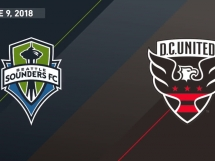 Seattle Sounders 2:1 DC United