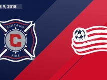 Chicago Fire 1:1 New England Revolution