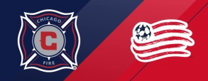 Chicago Fire - New England Revolution