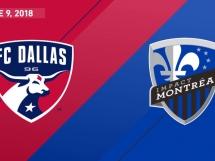 FC Dallas 2:0 Montreal Impact