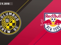 Columbus Crew 1:1 New York Red Bulls