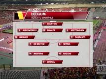 Belgia 4:1 Kostaryka