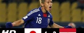 Japonia 4:2 Paragwaj