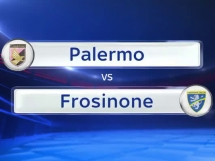US Palermo 2:1 Frosinone