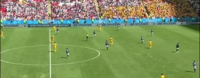 Francja 2:1 Australia