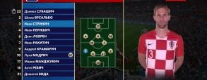 Chorwacja 2:0 Nigeria