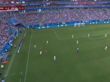 Kostaryka 0:1 Serbia