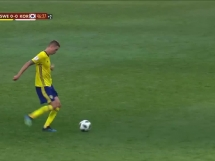 Szwecja 1:0 Korea Południowa