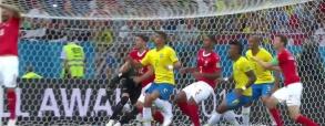 Brazylia 1:1 Szwajcaria