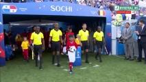 Wysoka wygrana Belgii z Panamą! [Filmik]