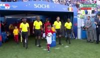 Wysoka wygrana Belgii z Panamą! [Wideo]