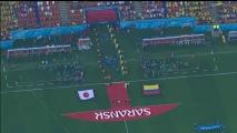 Sensacja! Japonia wygrywa z Kolumbią! [Filmik]
