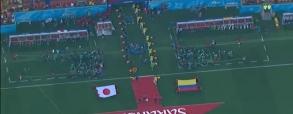 Kolumbia 1:2 Japonia