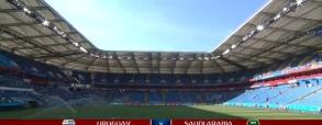 Urugwaj - Arabia Saudyjska