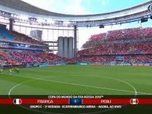 Francja 1:0 Peru