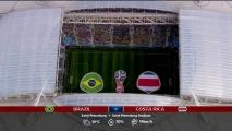 Brazylia wywalczyła wygraną z Kostaryką! [Filmik]