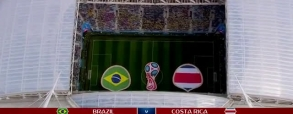 Brazylia - Kostaryka