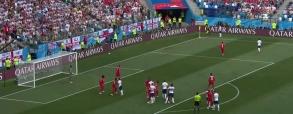 Anglia 6:1 Panama