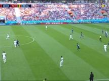 Japonia 2:2 Senegal