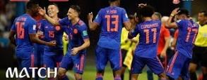 Polska 0:3 Kolumbia