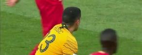Australia 0:2 Peru