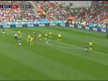 Meksyk 0:3 Szwecja