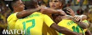 Serbia 0:2 Brazylia