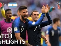 Francja 4:3 Argentyna