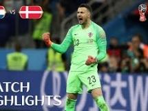 Chorwacja 1:1 Dania
