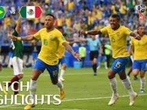 Brazylia 2:0 Meksyk