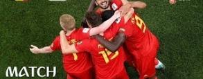 Belgia 3:2 Japonia