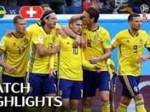 Szwecja 1:0 Szwajcaria