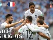 Urugwaj 0:2 Francja