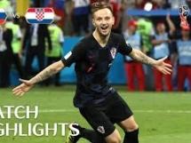 Rosja 2:2 Chorwacja