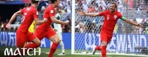 Szwecja 0:2 Anglia