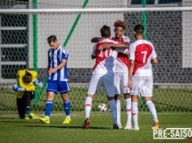 Ruch Chorzów 0:3 AS Monaco