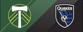 Portland Timbers 2:1 San Jose Earthquakes