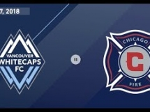 Vancouver Whitecaps 3:2 Chicago Fire