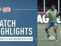 New England Revolution 0:0 Seattle Sounders