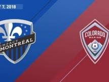 Montreal Impact 2:1 Colorado Rapids